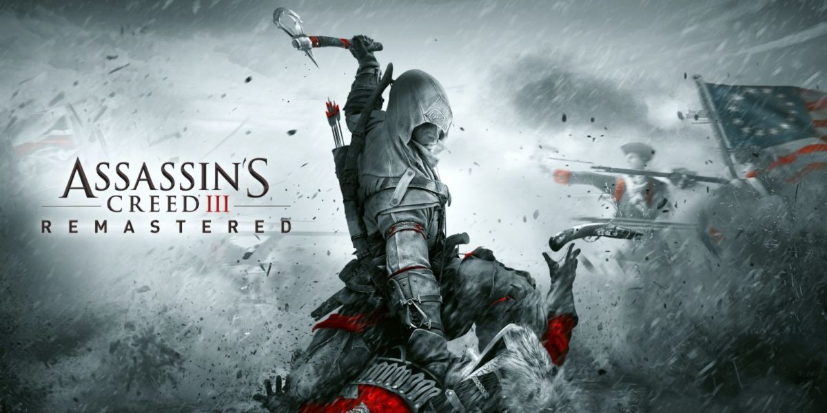 16 minutes off-screen pour découvrir Assassin's Creed III Remastered