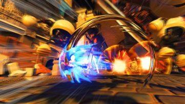 Screenshot du jeu Sonic Forces