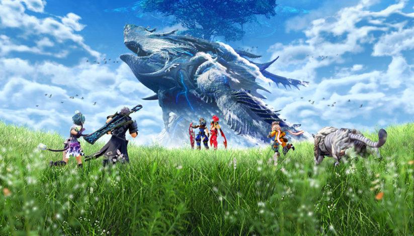 30+ minutes de gameplay en français pour Xenoblade Chronicles 2