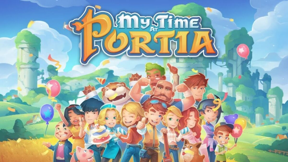 30 minutes de gameplay pour My Time at Portia