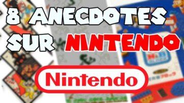 8 anecdotes à propos de Nintendo par Glow D.