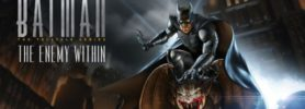Logo de batman the enemy within