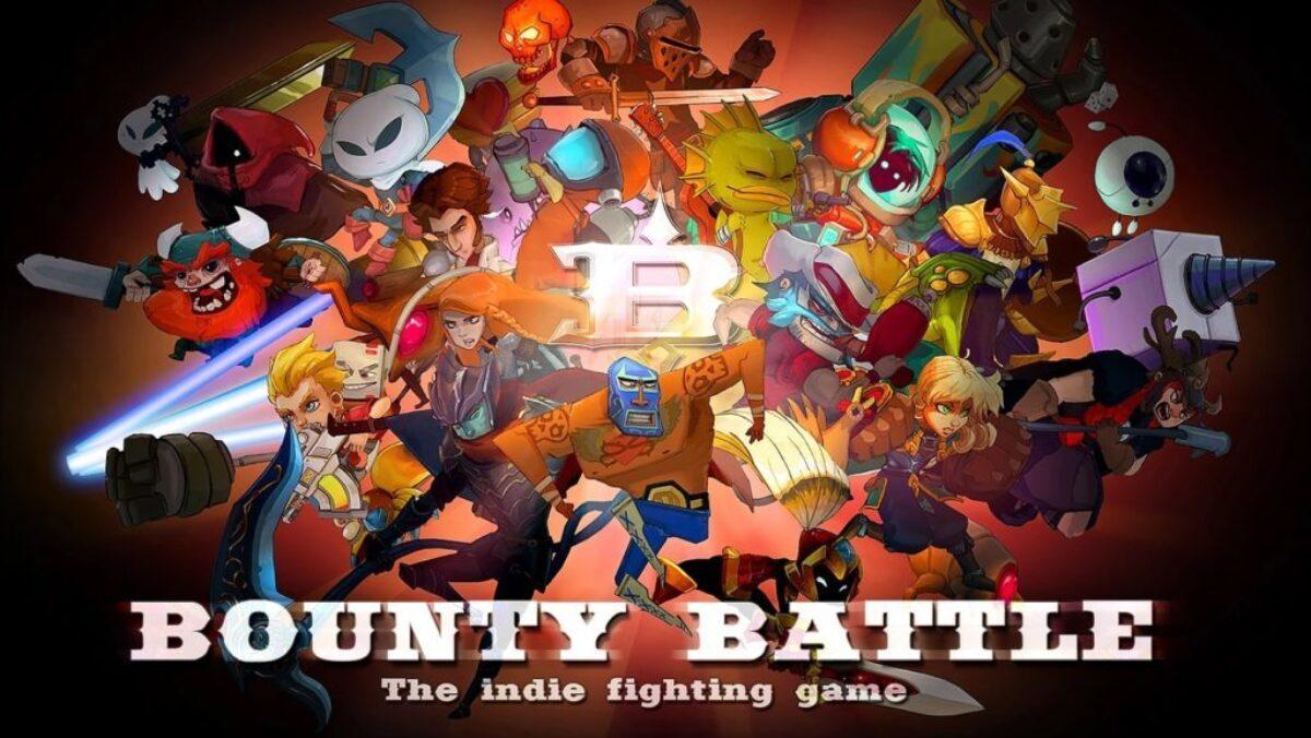 Logo du jeu bounty battle