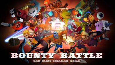 Logo du jeu bounty battle