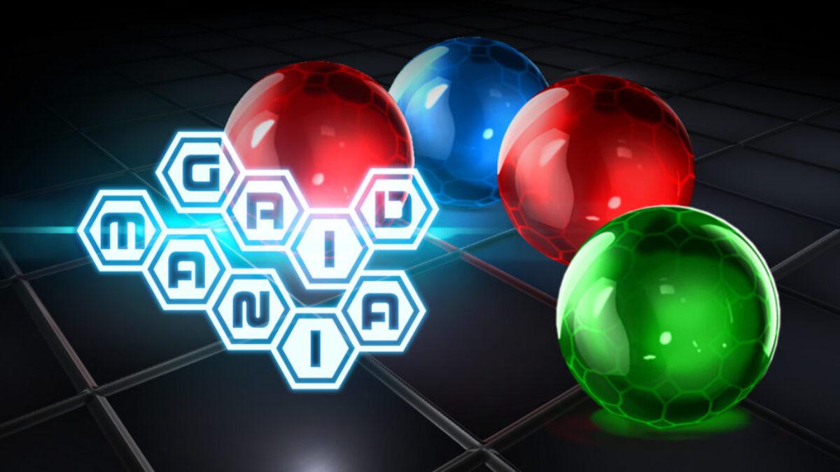 [Review] Grid Mania : des billes et des cases pour un puzzle-game addictif