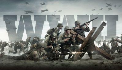 Logo de Call of Duty WWII