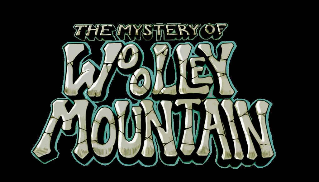 Logo de the mystery of woolley mountain