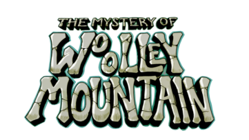 Logo de the mystery of woolley mountain
