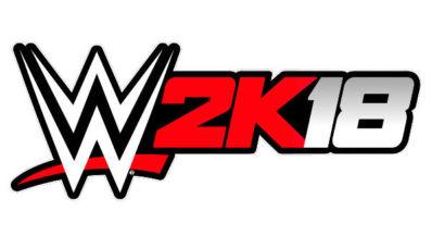 Logo jeu wwe 2k18