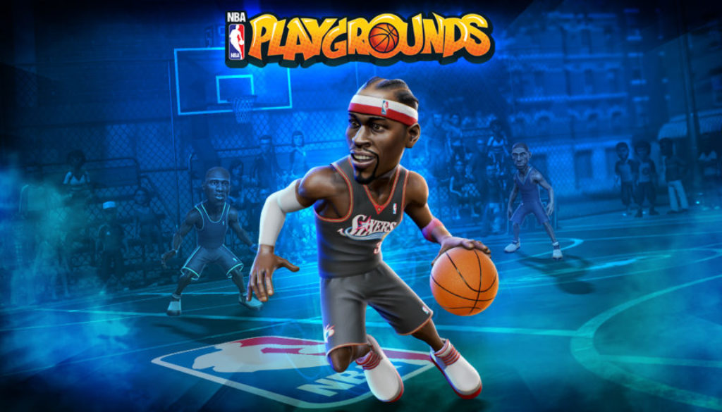Image accueil pour nba playgrounds
