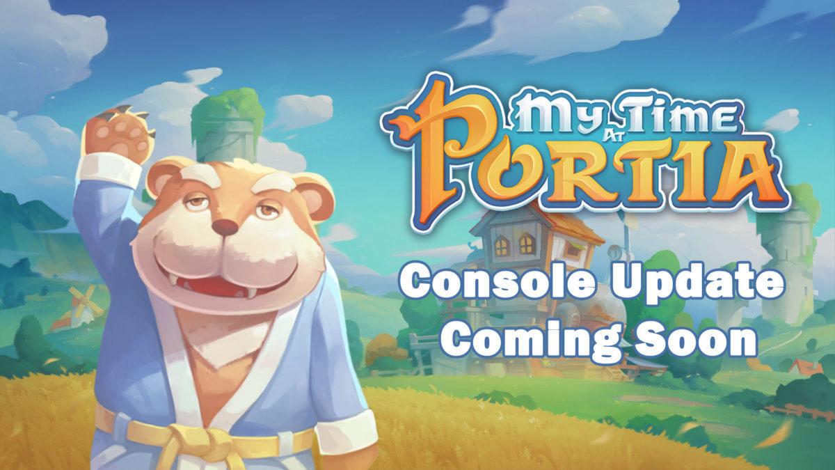 My Time At Portia va recevoir une mise à jour et du nouveau contenu