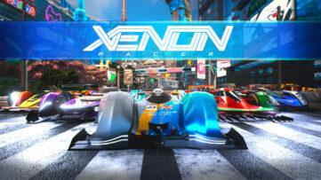 Xenon Racer: tout les détails sur les contenus à venir