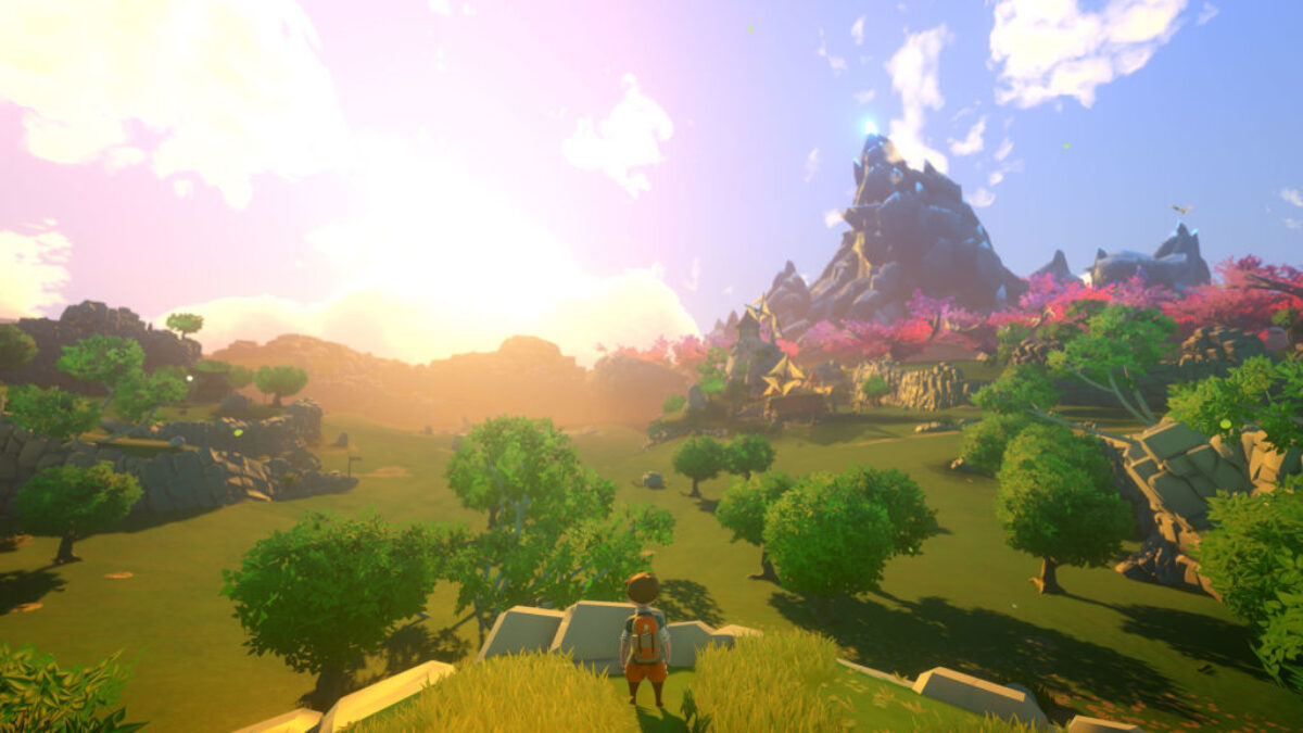 Younder : the Cloud Catcher Chronicles sort aujourd'hui sur Switch