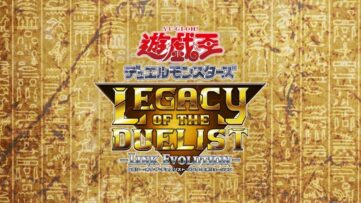Yu-Gi-Oh! Legacy of the Duelist: Link Evolution bien parti pour avoir une version boîte