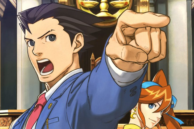 Image du jeu Ace Attorney sur Nintendo Switch