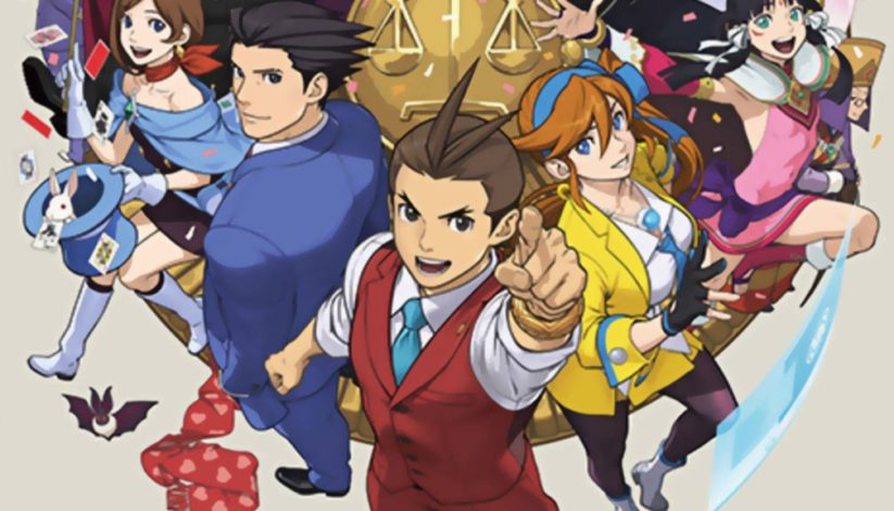 Image du jeu Ace Attorney sur Nintendo Switch