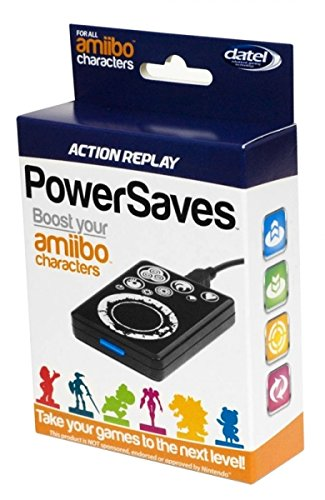 Exemple d'Action Replay pour Amiibos Nintendo