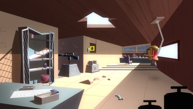 Jeu Agent A - Casse-tête d'espions sur Nintendo Switch : que trouverez-vous dans le garage ?
