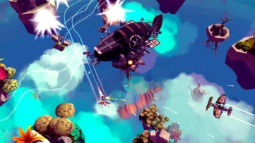 Airheart – Tales Of Broken Wings rejoint le catalogue Switch le 31 janvier