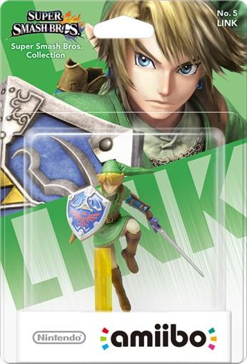 Amiibo Link Super Smash Bros pour Epona