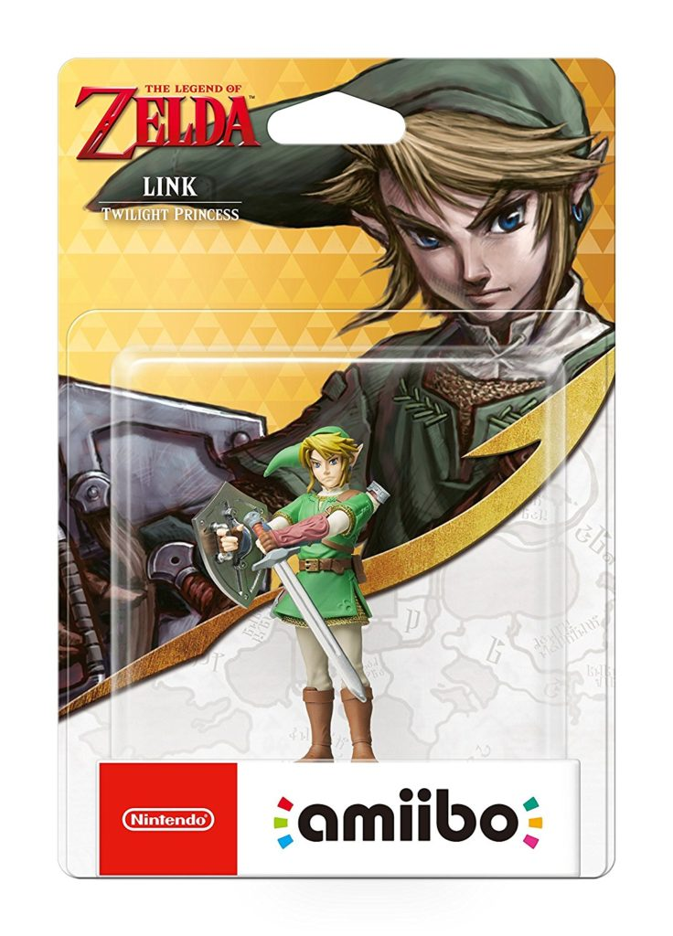 Précommande Amiibo Link Twilight Princess
