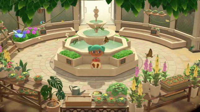 Jeu Animal Crossing : New Horizons sur Nintendo Switch : aperçu du musée