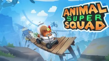 Animal Super Squad arrive sur Switch