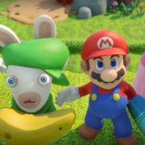 Image du jeu Mario + The Lapins Crétins Kingdom Battle