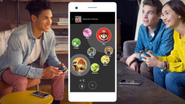 Application Nintendo Switch Online : mise à jour 1.5.0