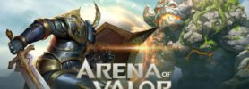 Jeu Arena of Valor sur Nintendo Switch : artwork du jeu