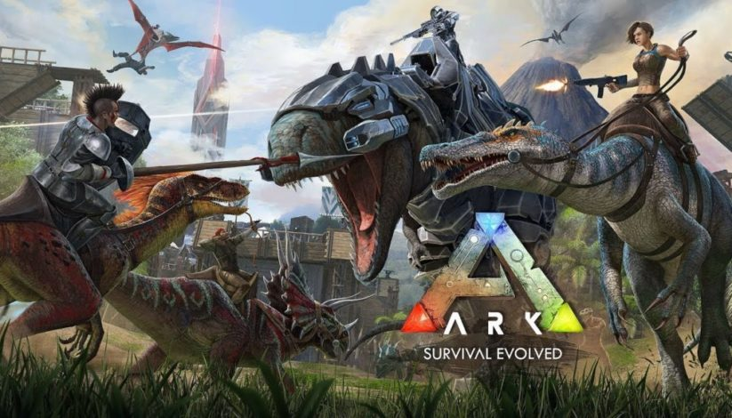 ARK : Survival Evolved arrive sur Switch cet automne