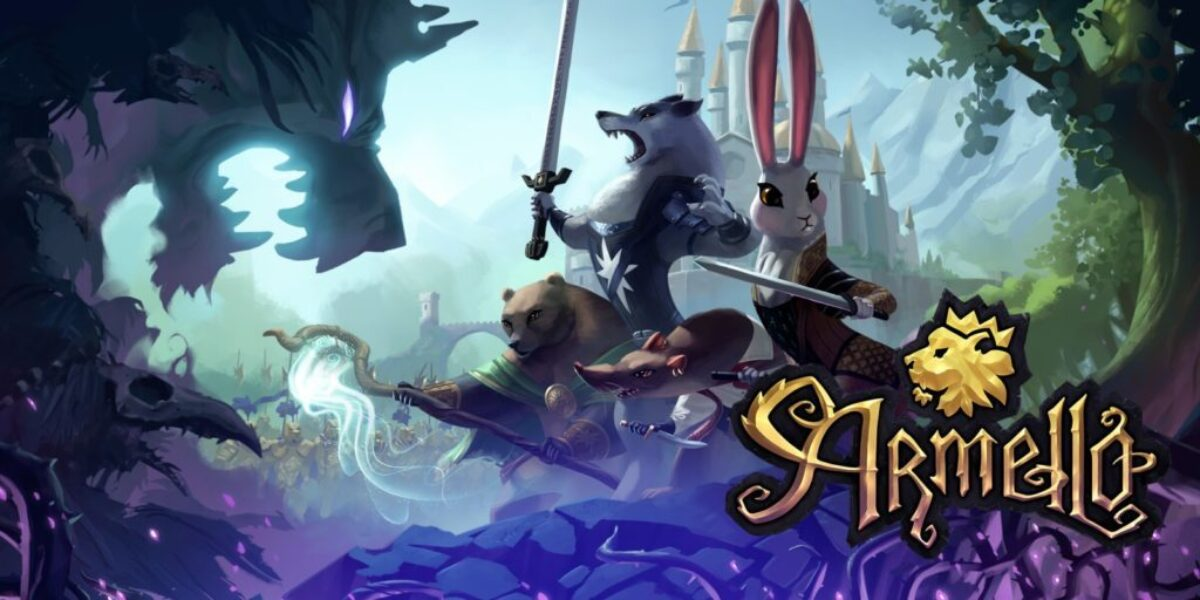 Jeu Armello sur Nintendo Switch : artwork du jeu