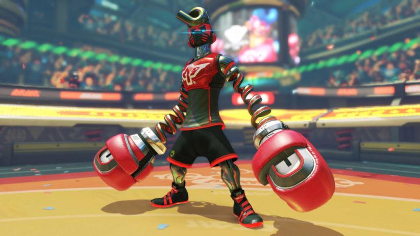 Image du jeu Arms en version 3.2