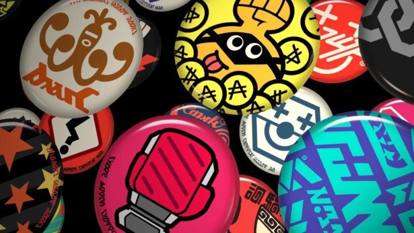 Arms image des badges