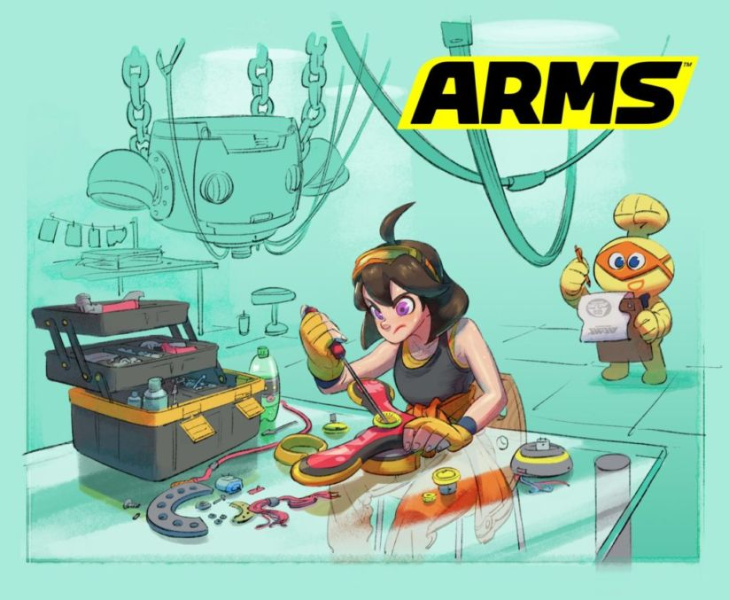 Arms 2.1.0