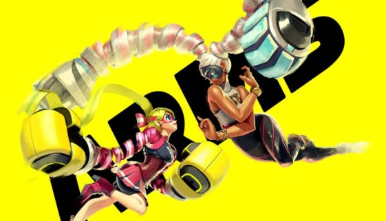 Arms Ribbons Girl et Twintelle