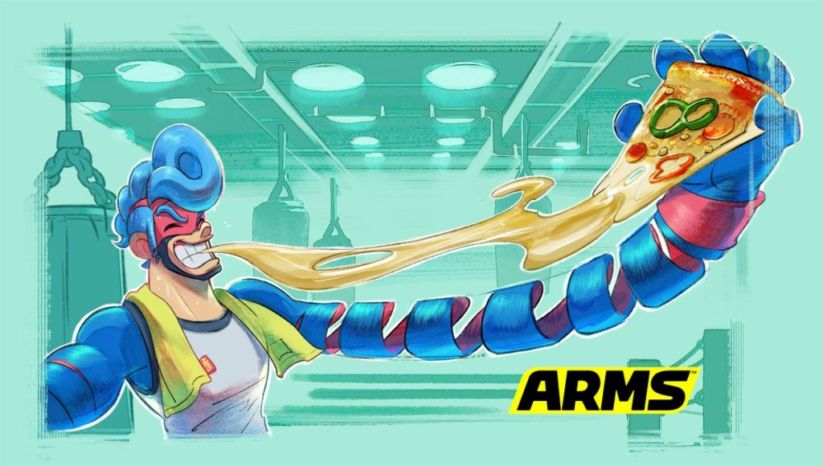 Arms Artwork Spring Man