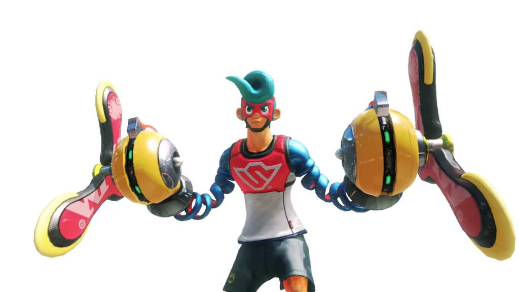 Arms : arme Boomerang
