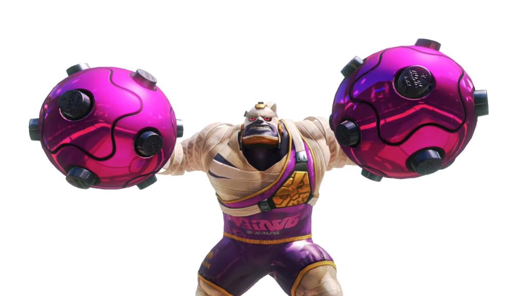 Arms : arme Megaton