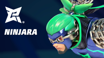 Arms : personnage Ninjara