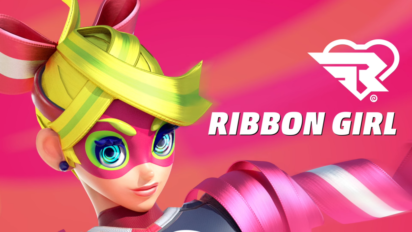 Arms : personnage Ribbon girl