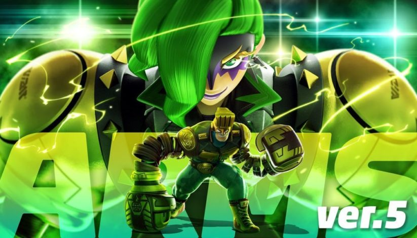 Dr. Coyle arrive dans la version 5 d'Arms