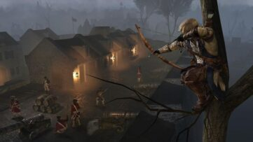10 minutes de gameplay pour Assassin's Creed III Remastered