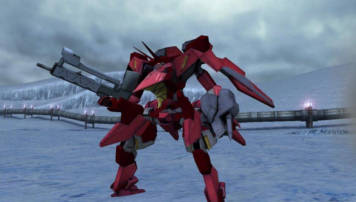 Assault Gunner HD Edition est disponible sur le Nintendo eShop depuis le 5 juillet