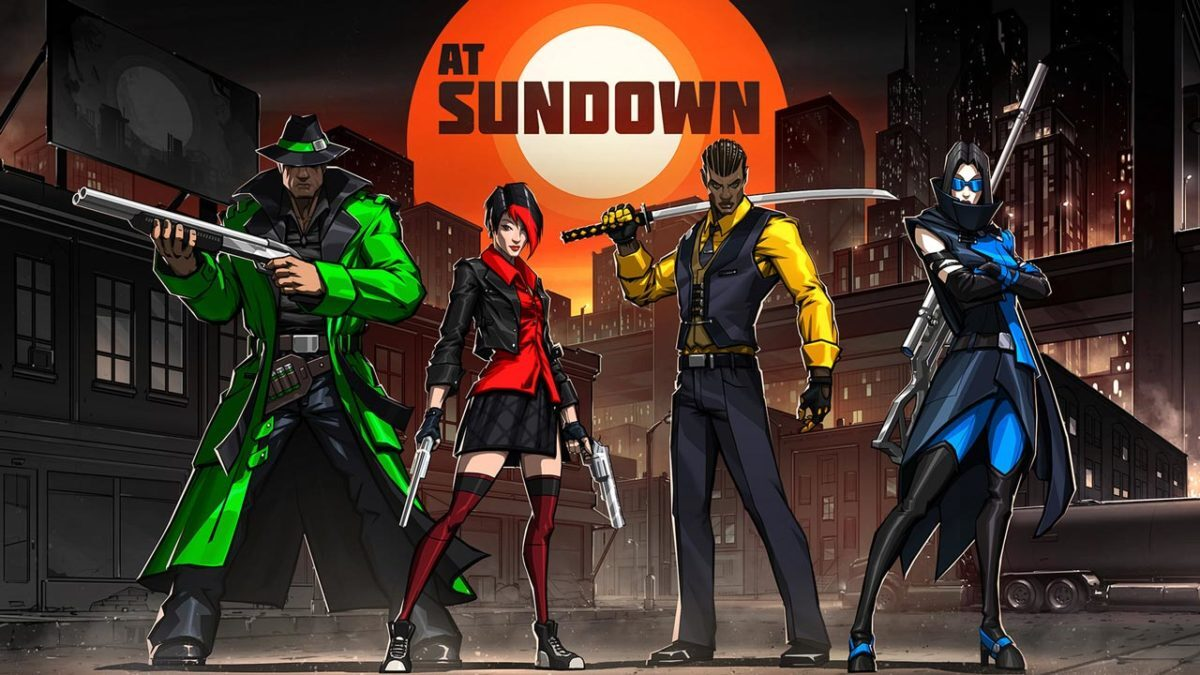 Jeu At Sundown sur Nintendo Switch : cover
