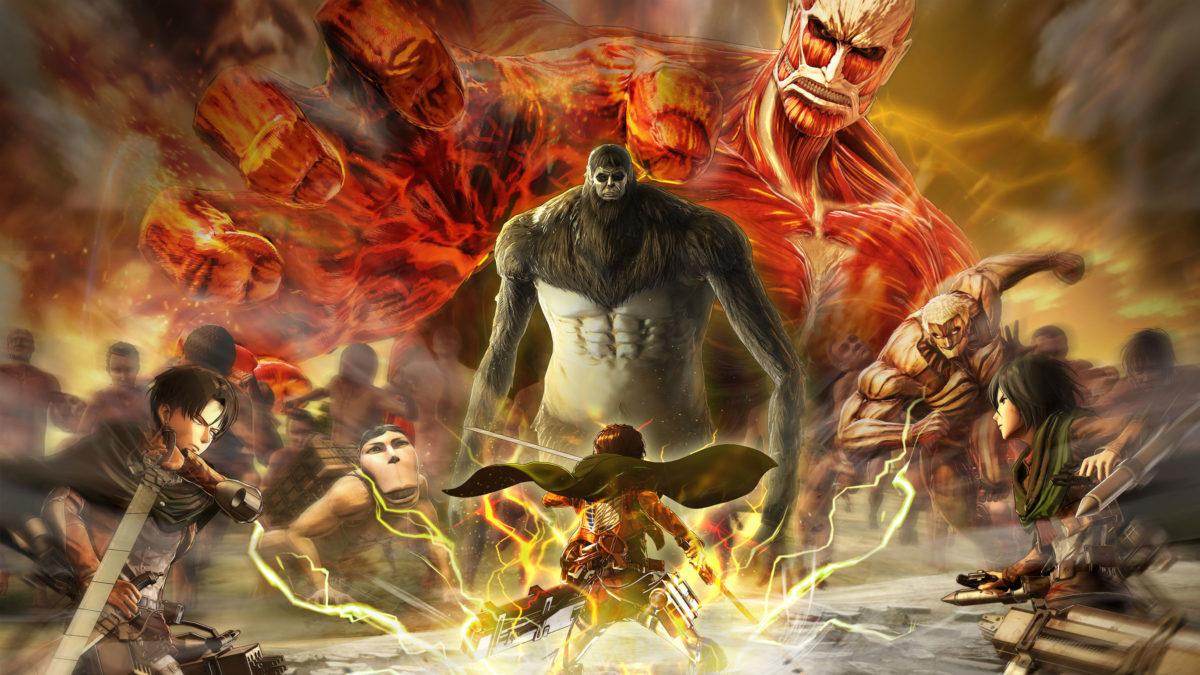 Attack on Titan 2: Final Battle : 1h49 de gameplay avant une démo