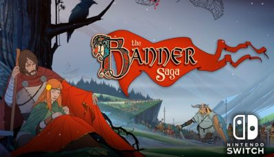 The Banner Saga est disponible sur Nintendo Switch