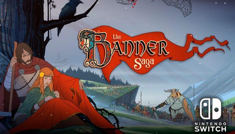 The Banner Saga est disponible sur Nintendo Switch