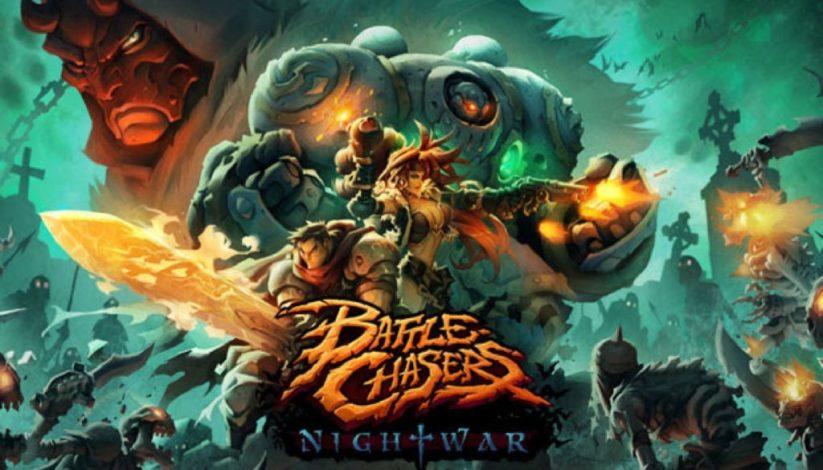 Battle Chasers : Nightwar arrive sur Switch le 15 mai