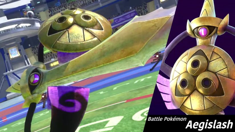 DLC Battle Pack 1 de Pokken Tournament DX : Hexagide